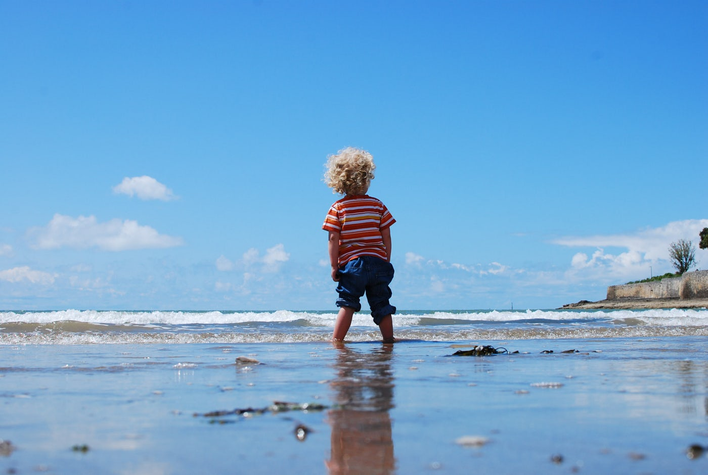 5 Things about Confidence I Learned from a 1 Year Old